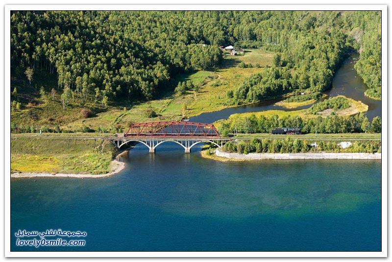 بايكال أعمق بحيرة في العالم Baikal-the-deepest-lake-in-the-world-52