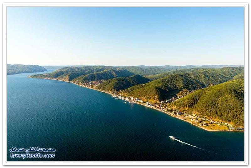 بايكال أعمق بحيرة في العالم Baikal-the-deepest-lake-in-the-world-57