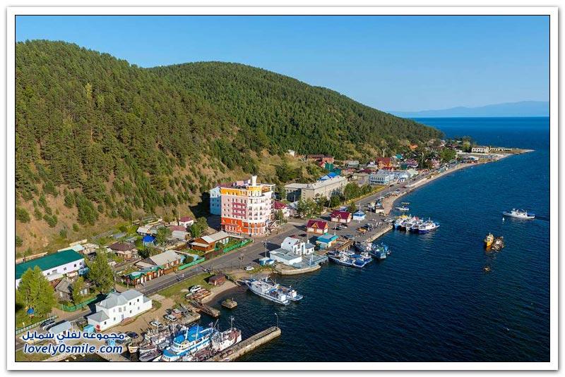 بايكال أعمق بحيرة في العالم Baikal-the-deepest-lake-in-the-world-58