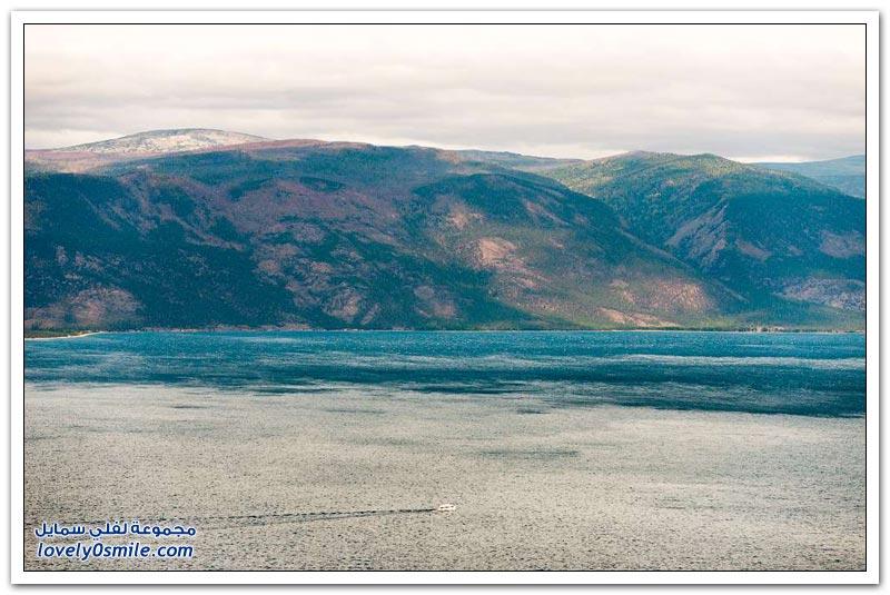 بايكال أعمق بحيرة في العالم Baikal-the-deepest-lake-in-the-world-61