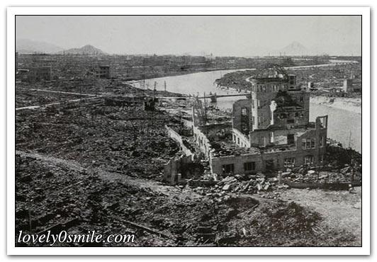 اسلحه ممنوعه ومحرمه دوليا Hiroshima-23