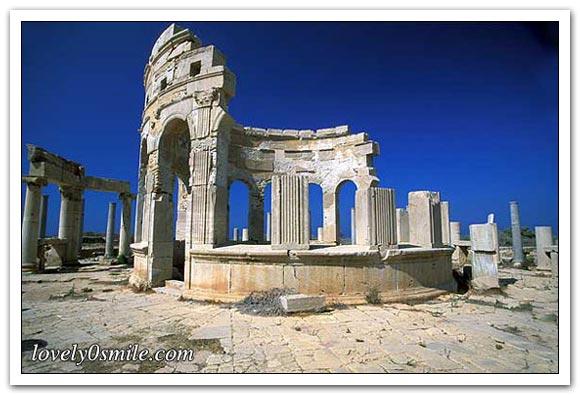 صور لبعض مناطق ليبيا Libya-35