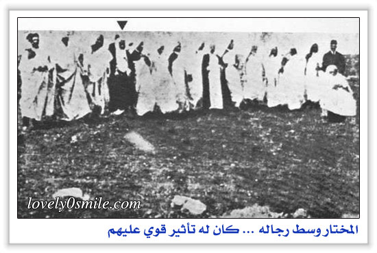الشهيد عمر المختار Omar-almktar-04