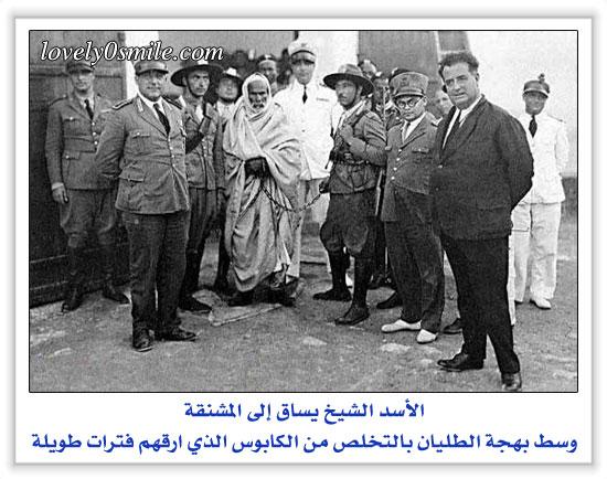 الشهيد عمر المختار Omar-almktar-17