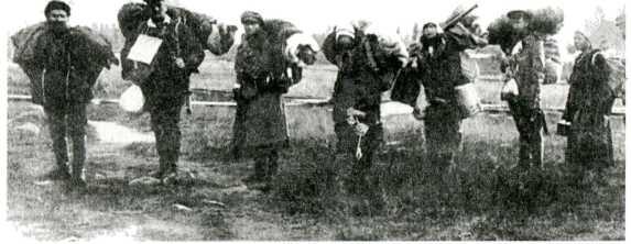 В поисках Гипербореи, секретная экспедиция НКВД Bar-1