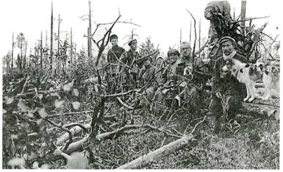 В поисках Гипербореи, секретная экспедиция НКВД Bar-3