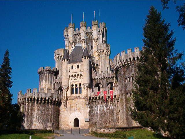 Los castillos más bonitos  - Página 2 Castillobutron