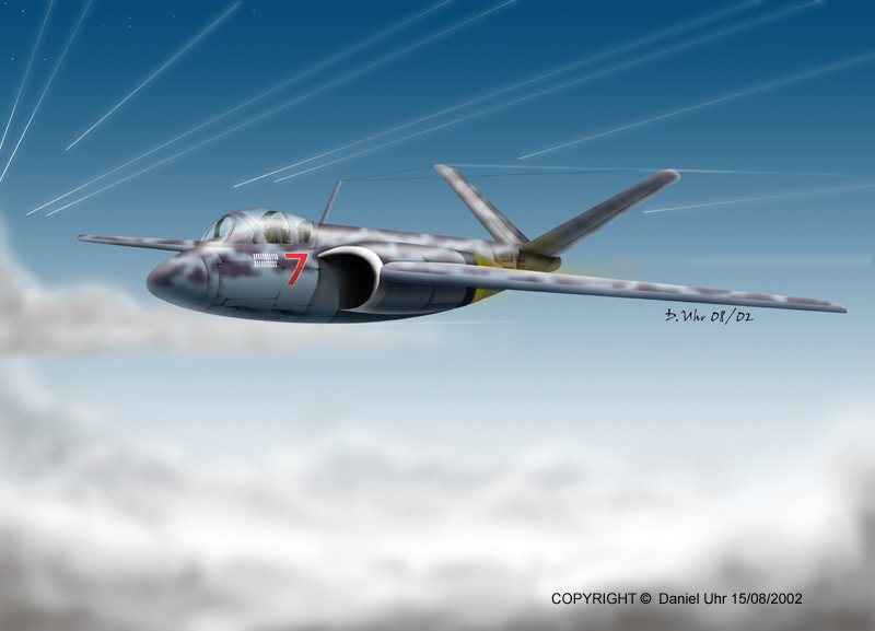 Os projetos secretos nazistas da II Guerra utilizados pós-guerra  Du1079