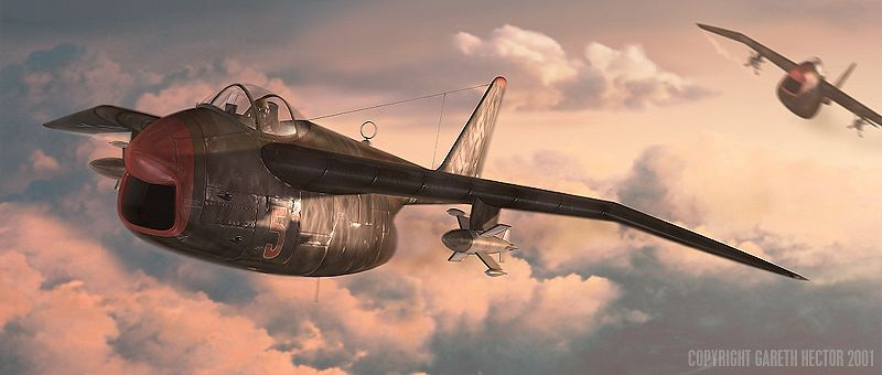 Os projetos secretos nazistas da II Guerra utilizados pós-guerra  Gh078-2