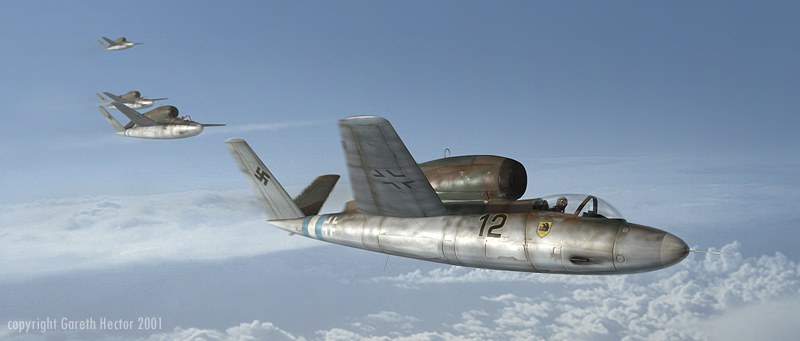 Luftwaffe 46 et autres projets de l'axe à toutes les échelles(Bf 109 G10 erla luft46). - Page 2 Gh162d-1