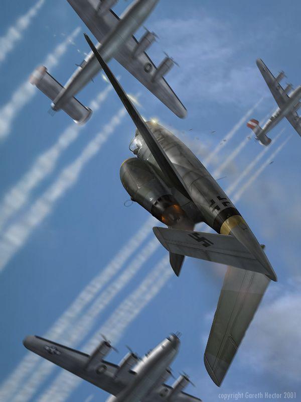 Luftwaffe 46 et autres projets de l'axe à toutes les échelles(Bf 109 G10 erla luft46). - Page 2 Gh162d-4
