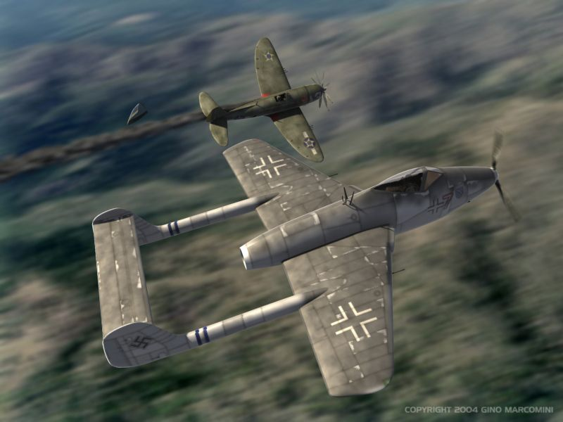 Os projetos secretos nazistas da II Guerra utilizados pós-guerra  Gm281-2