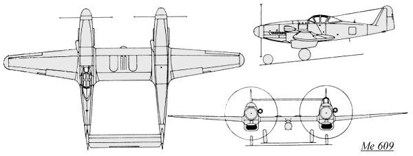 Luftwaffe 46 et autres projets de l'axe à toutes les échelles(Bf 109 G10 erla luft46). - Page 2 3bm609