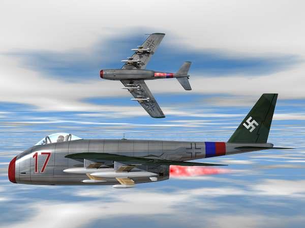 Os projetos secretos nazistas da II Guerra utilizados pós-guerra  Mm101-6
