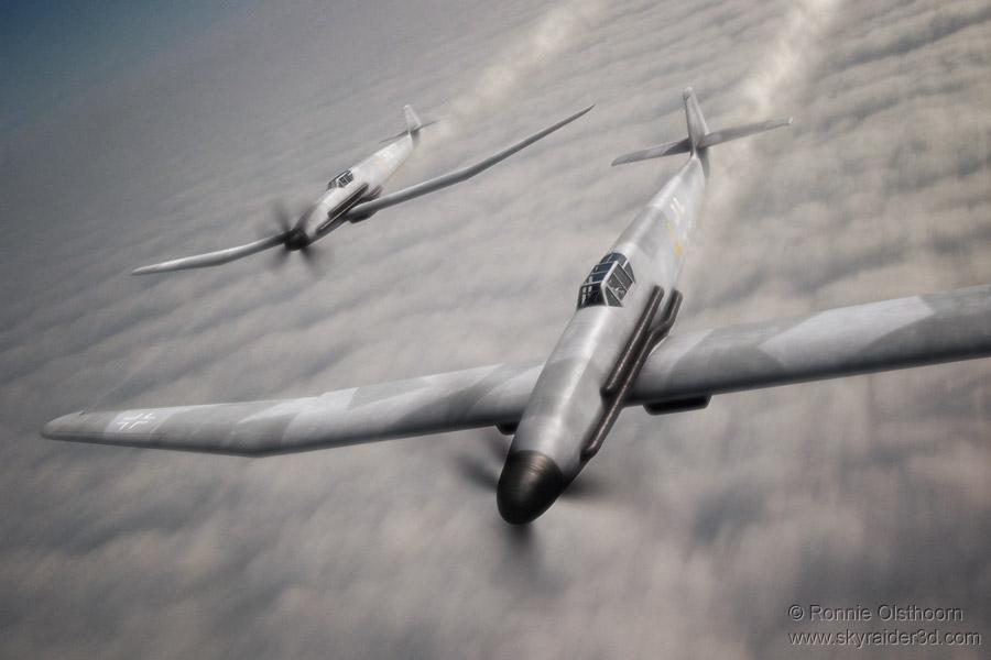 Luftwaffe 46 et autres projets de l'axe à toutes les échelles(Bf 109 G10 erla luft46). - Page 2 Ro091-3