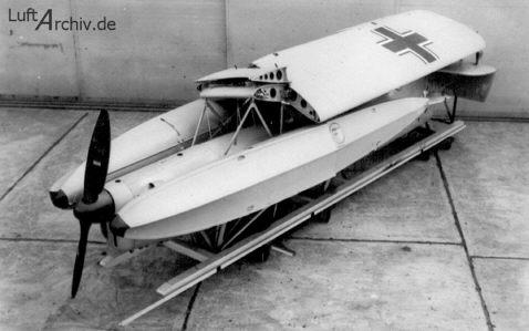 Pas-à-pas : Arado 231 v1 [MPM 1/48] - Page 3 Ar231