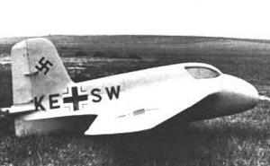 Messerschmitt Me 163 Me163-13