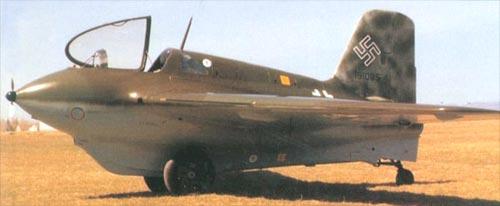 Messerschmitt Me 163 Me163-2
