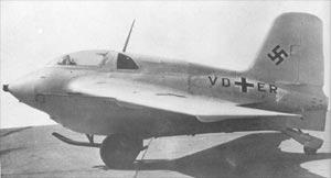 Messerschmitt Me 163 Me163-4