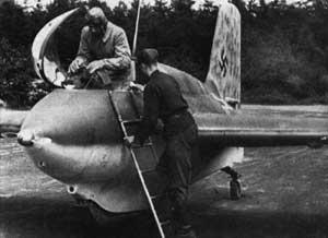 Messerschmitt Me 163 Me163-6