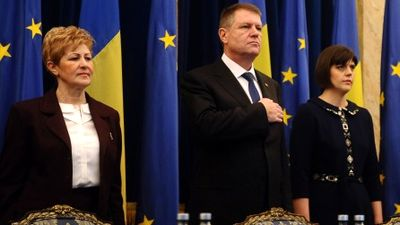 Imaginea (in(Justitei in Romania lu Iohannis Stanciu_iohannis_kovesi