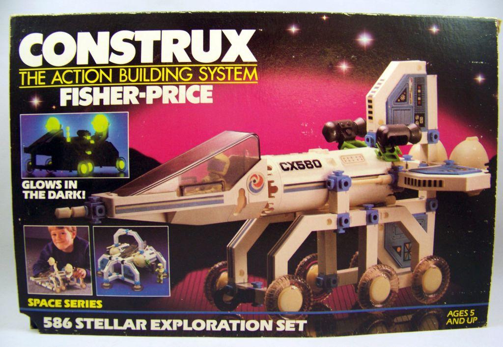 JOUETS DE NOTRE ENFANCE - Page 10 Construx--space-series----fisher-price-1984----586-stellar-exploration-set-p-image-332807-grande