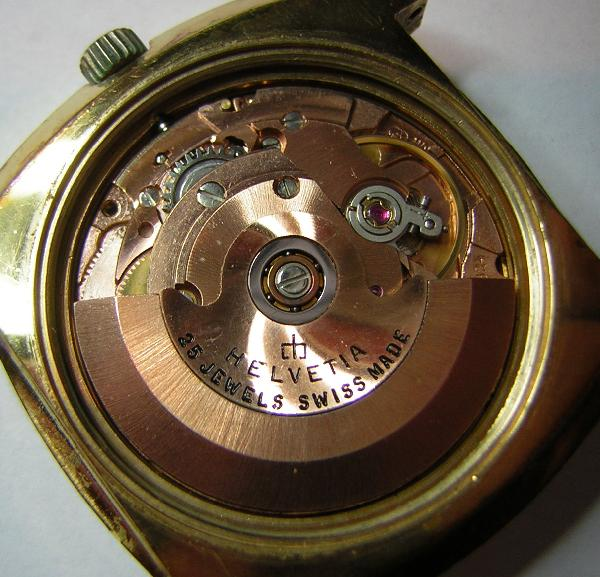Mes débuts dans la restauration de montre HelvetiaAr