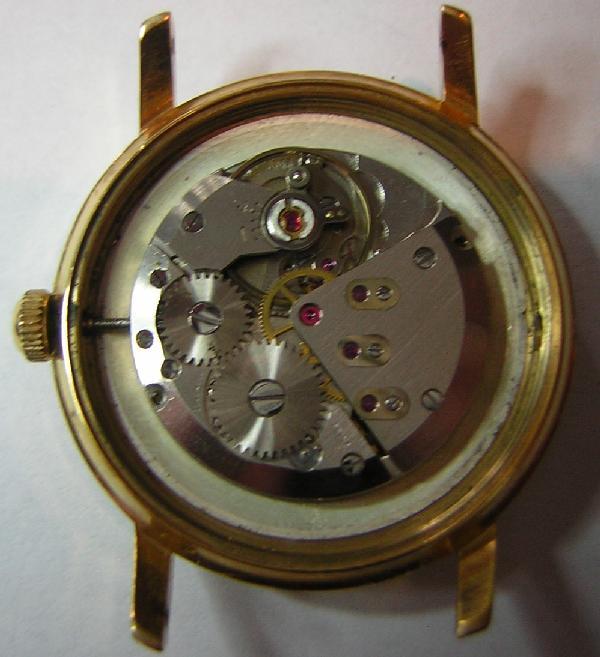Mes débuts dans la restauration de montre MercatorAr