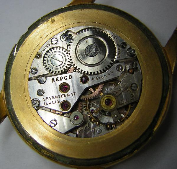 Mes débuts dans la restauration de montre RepcoAr