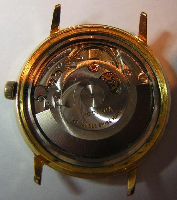 Mes débuts dans la restauration de montre RodaniaAr