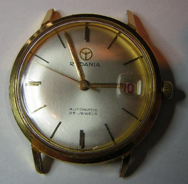 Mes débuts dans la restauration de montre RodaniaAv
