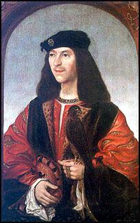 King James IV of Scotland James4