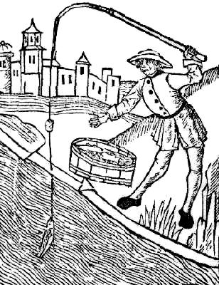 histoire de pêche Fysshyng