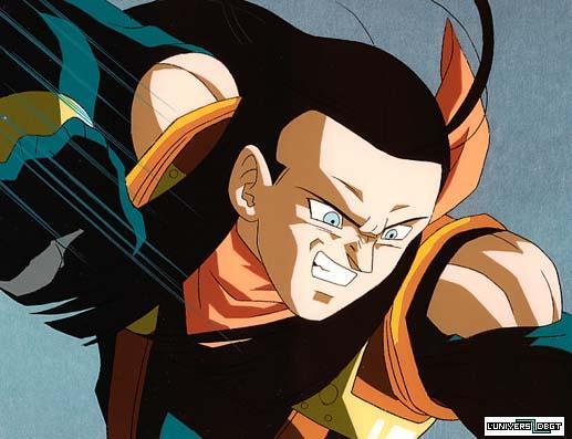 P.O Dragon Ball Android17_25