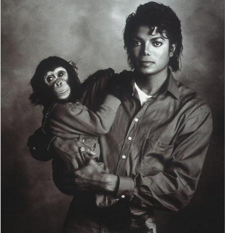 Michael e gli animali!! - Pagina 2 Michael-e-bubbles