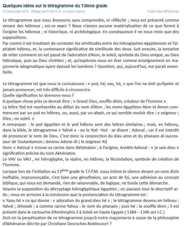 Franc-maçonnerie, mea culpa ? - Page 16 1