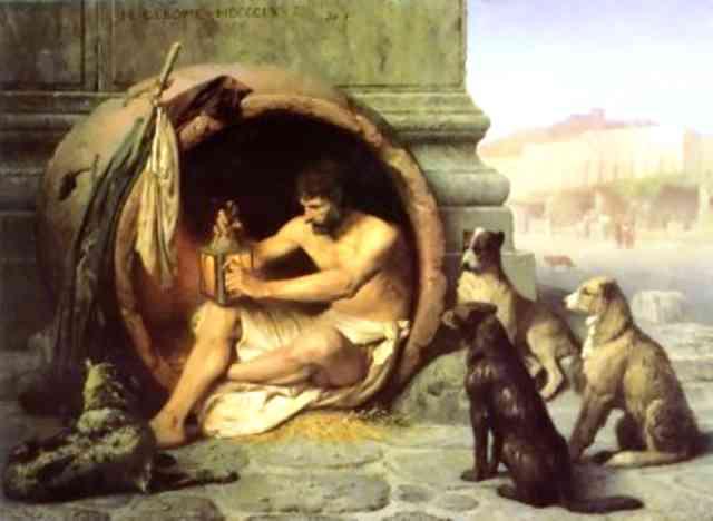 Folie de Diogène Diogene07