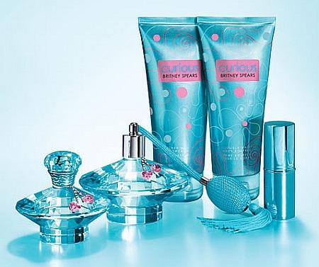 Parfums de Britney Curious-britney-spears