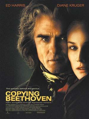 หนังเกี่ยวกับดนตรี ที่น่าดู CopyingBeethoven_Affiche