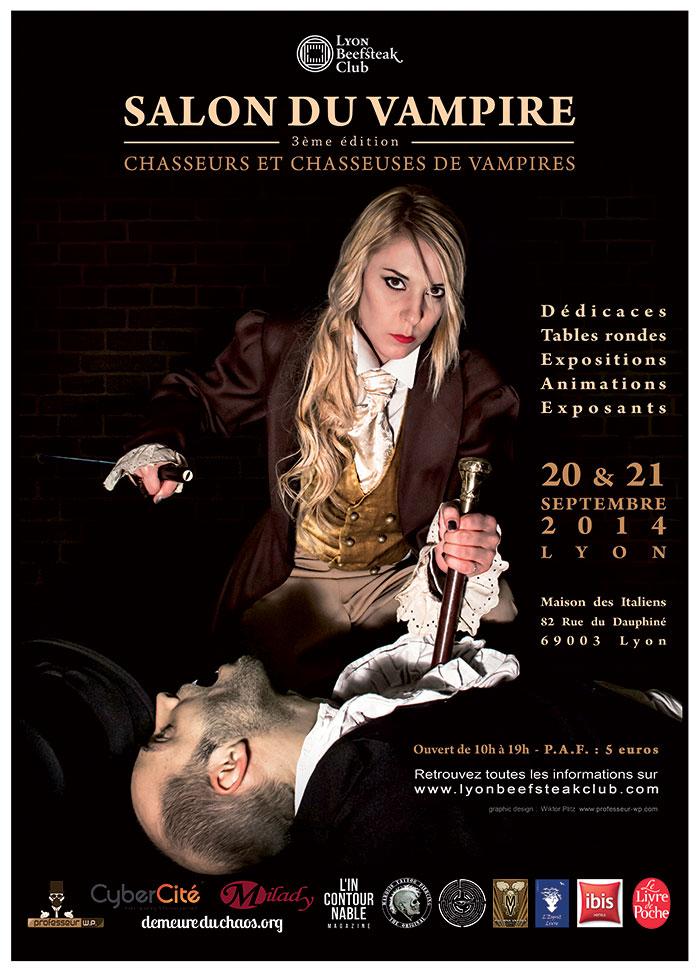 Salon du vampire 2014 à Lyon : 20/09 - 21/09 Affiche-salon-du-vampire-20141