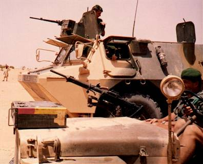 - Photos : La Légion  au  TCHAD Tchad1