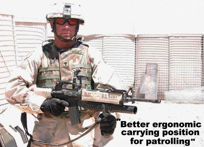 [Game]Destroy The Pic Above You M203grip-carrying