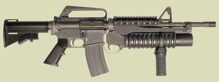 EJÉRCITO DE HONDURAS (E.H). - Página 3 M4-Grip-Tactical-a