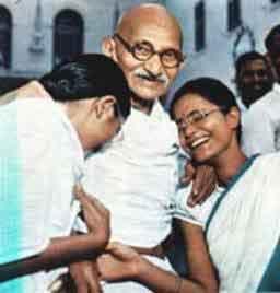المهاتما غاندي Ghandi7