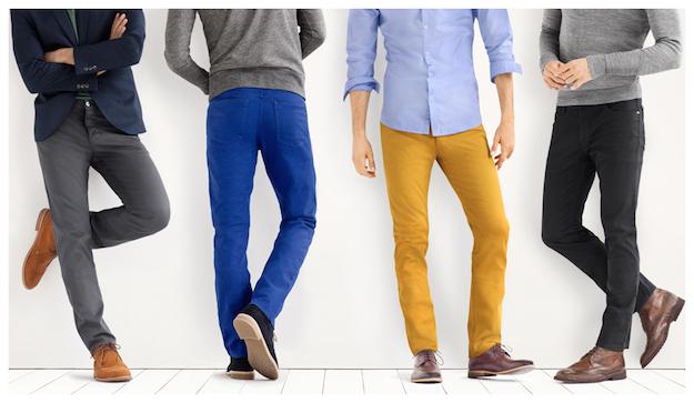 Pantalone u boji Colored-trousers
