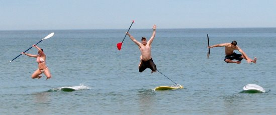 Quelle combi en hiver ? Stand-up-paddleboard-rentals