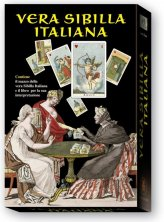 Oracle Tzigane et Gipsy Fortune Telling Deck Vera-sibilla-italiana
