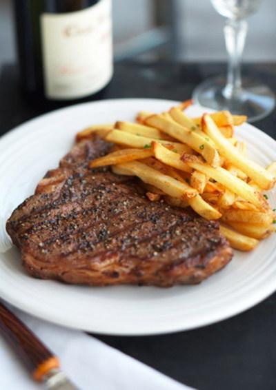 Allô la terre ici zinzin - Page 2 Steak-frites