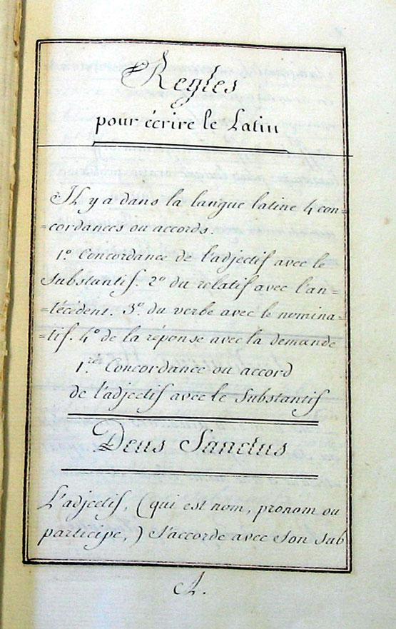L'éducation du roi à la cour de France Trattarello_a
