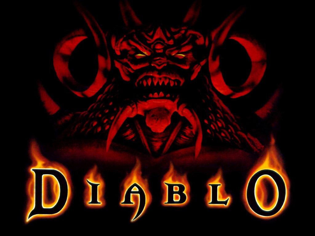 Diablo 1 Hell fire D1logo